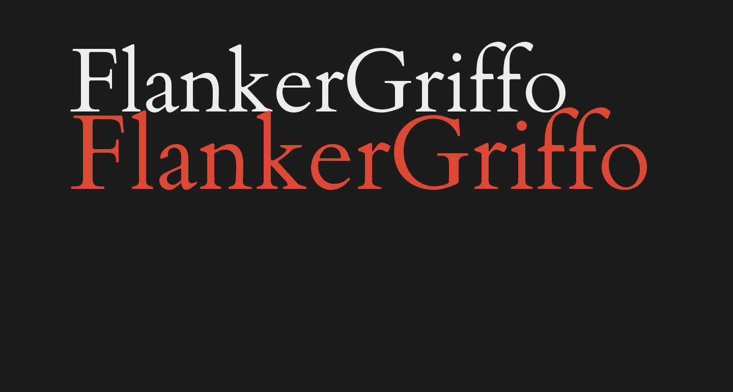 FlankerGriffo