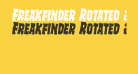 Freakfinder Rotated 2