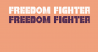 Freedom Fighter Condensed