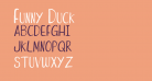 Funny Duck