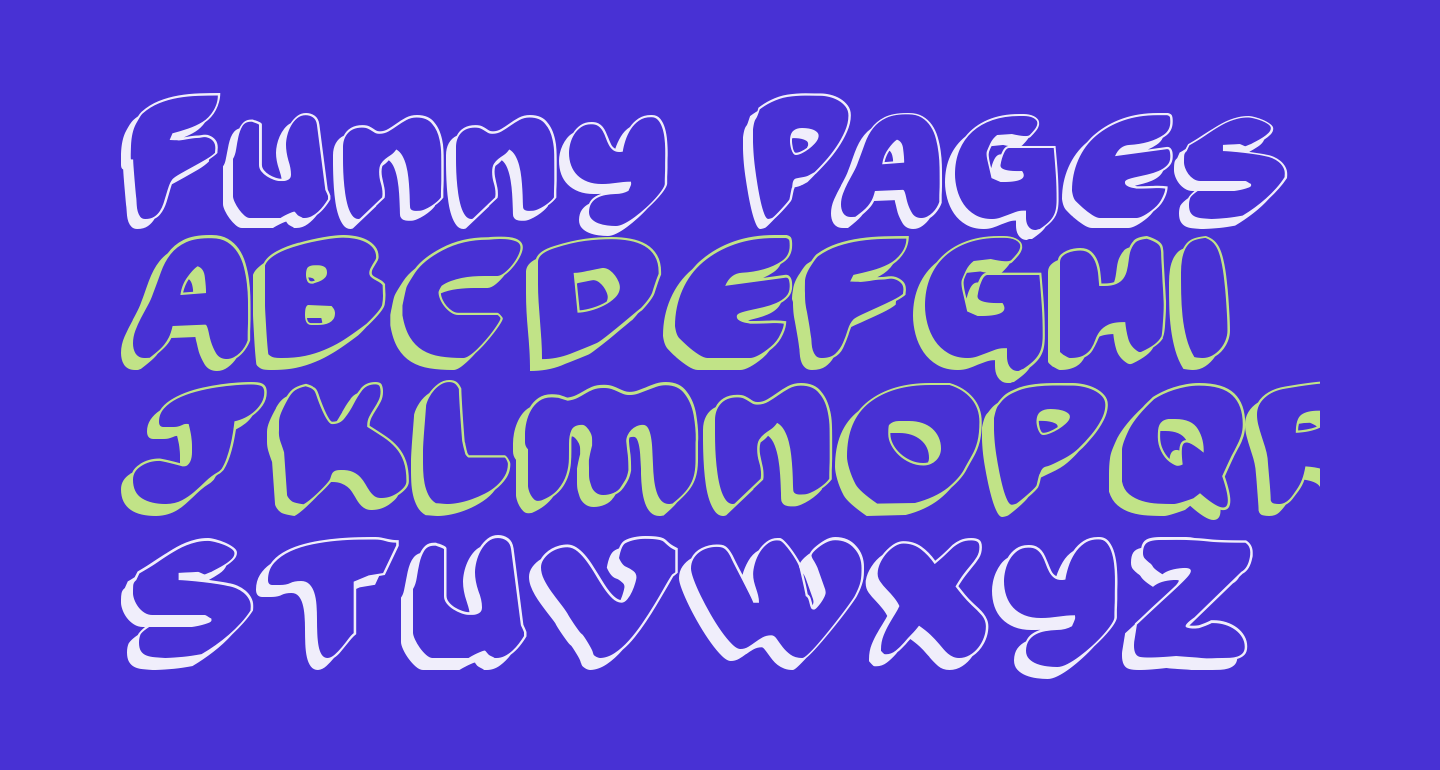 Funny Pages Shadow