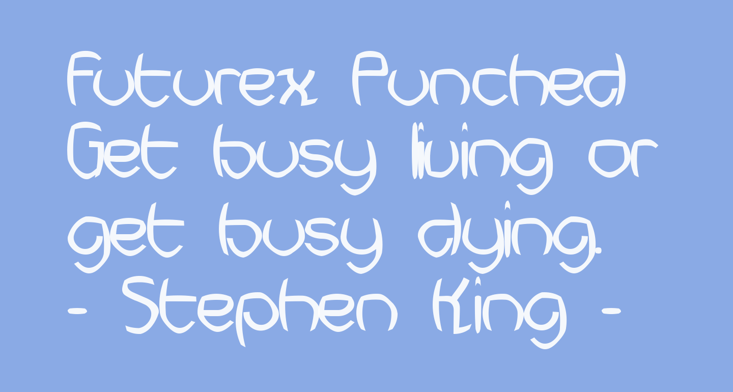 Futurex Punched