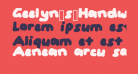 Geelyn_s_Handwriting_Thick