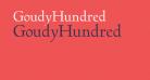 GoudyHundred