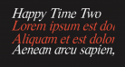 Happy Time Two