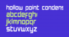 Hollow Point Condensed