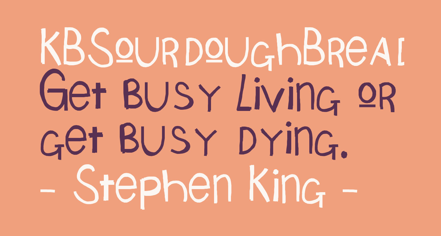 KBSourdoughBread