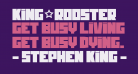 KING&ROOSTER