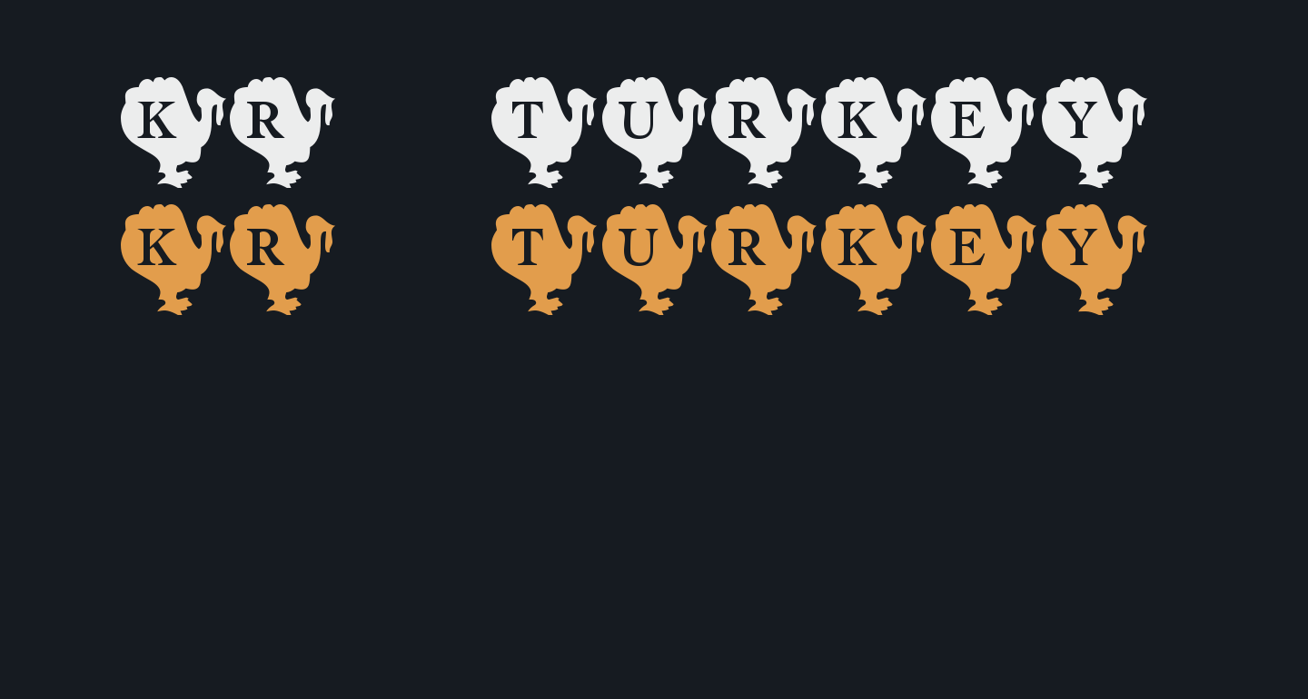 KR Turkey Time