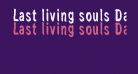 Last living souls Dark