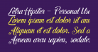 Letra Hipster - Personal Use