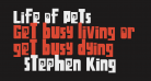 Life of Pets