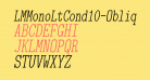 LMMonoLtCond10-Oblique