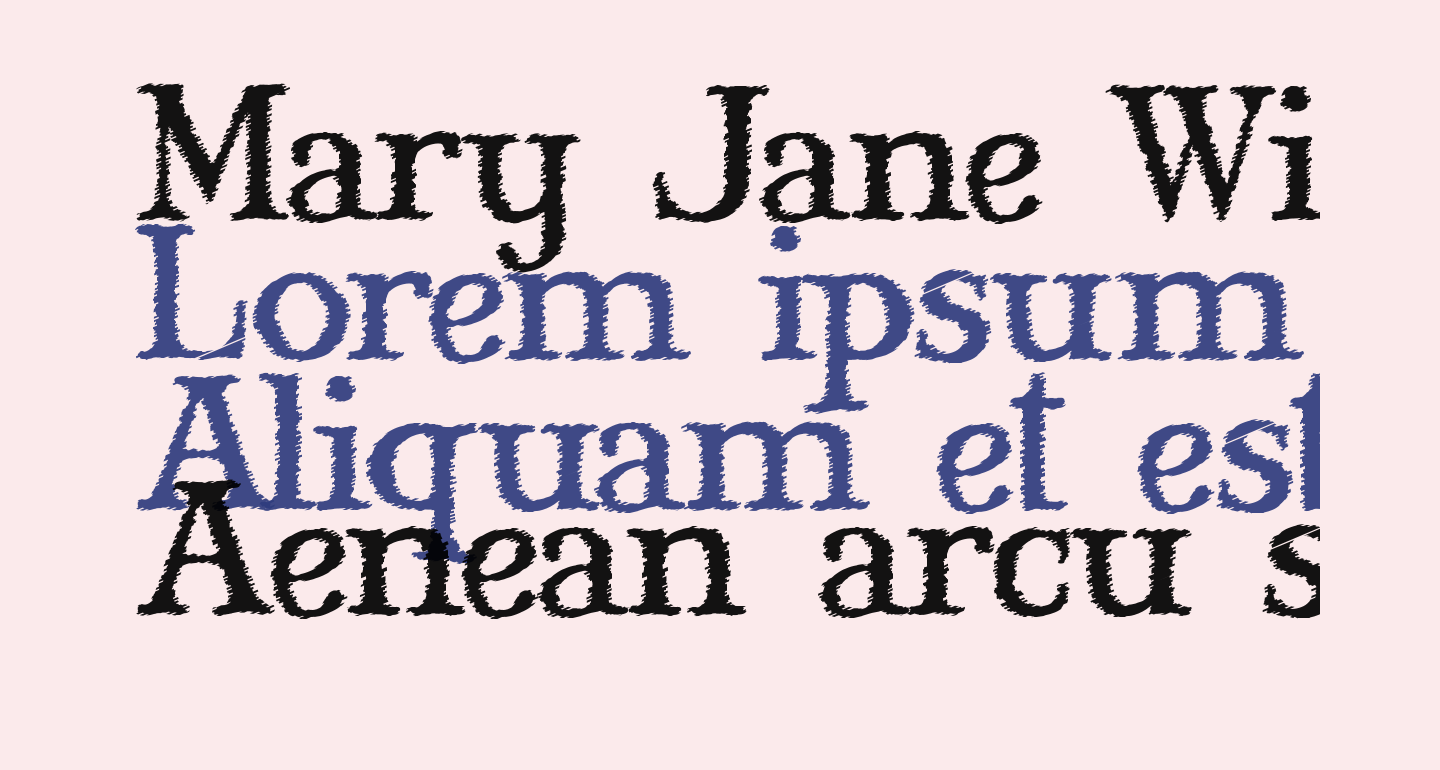 Mary Jane Windlin