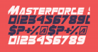 Masterforce Solid