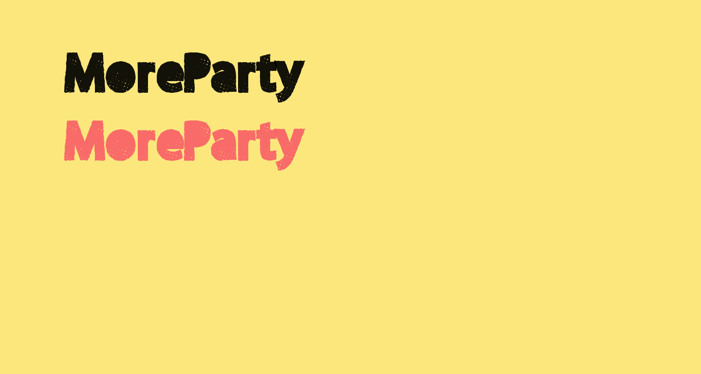 MoreParty