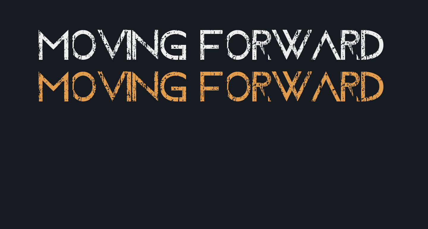 Moving Forward - LJ-Design Studios Grunge