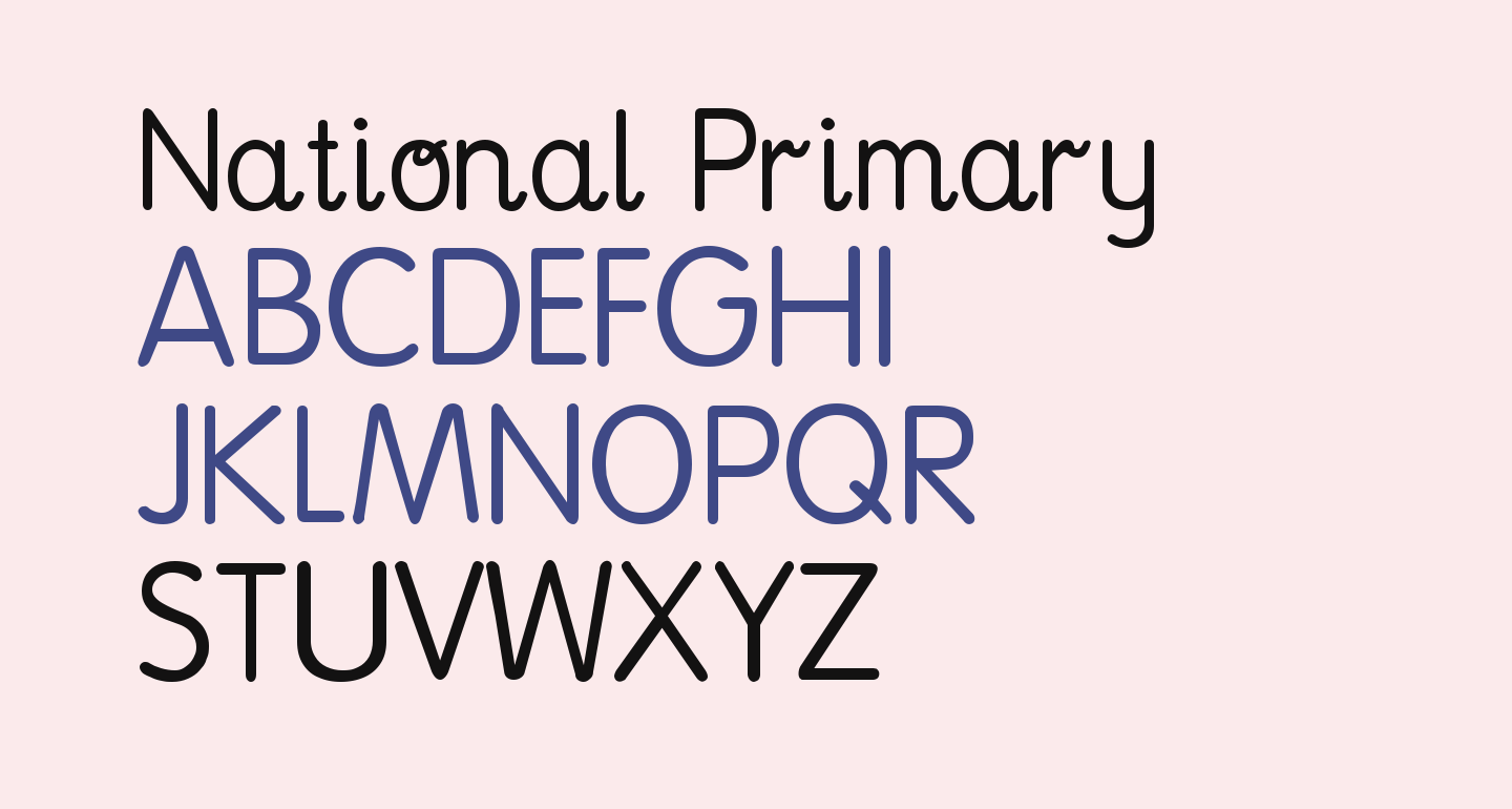 National Primary