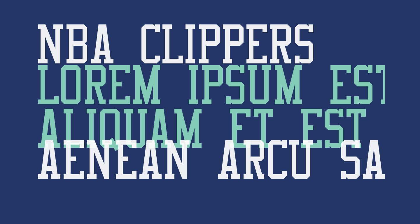 NBA Clippers