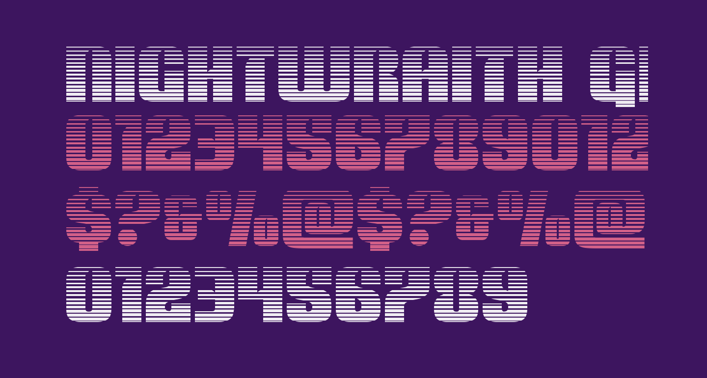 Nightwraith Gradient