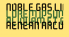 Noble Gas lights