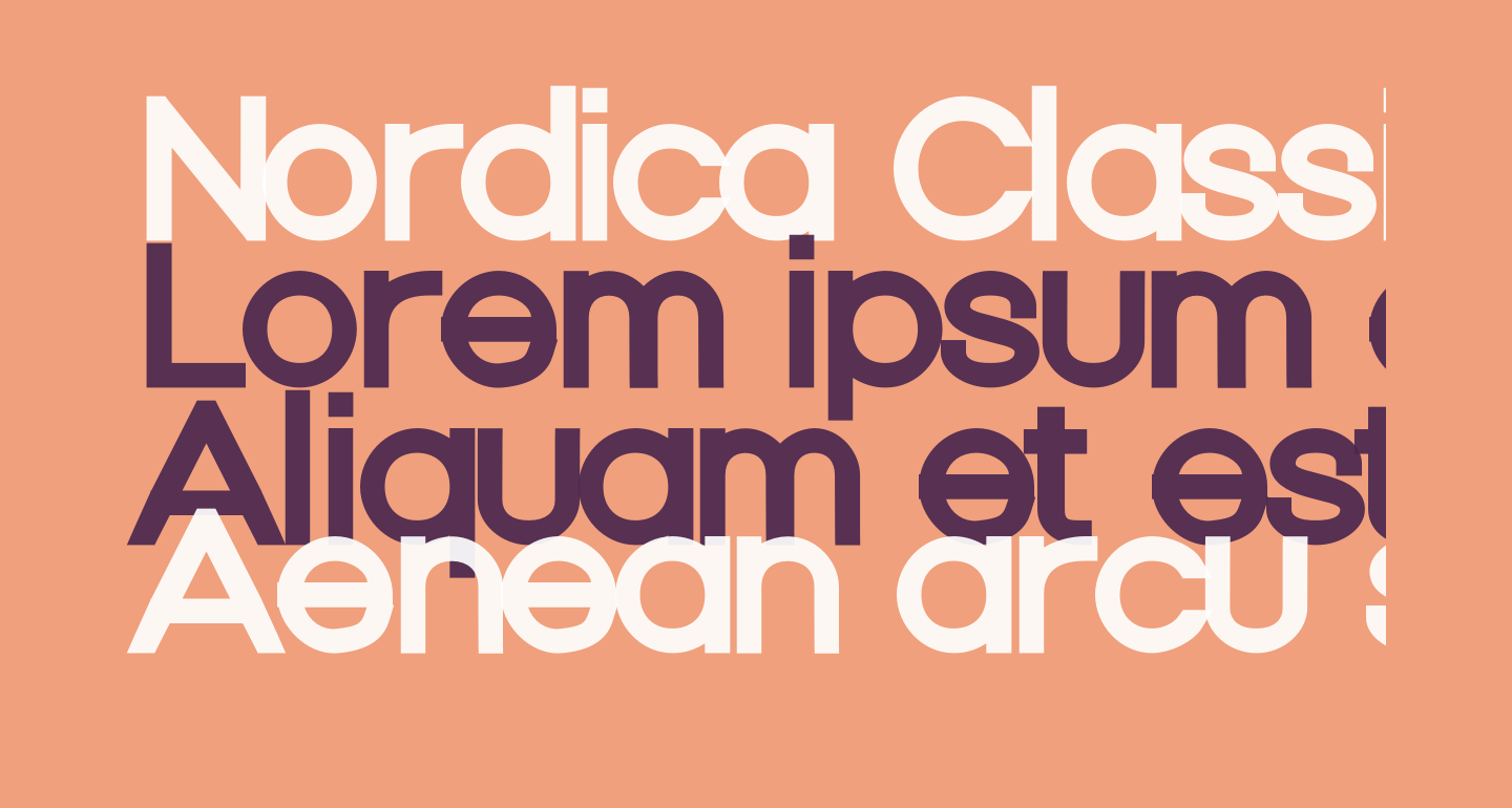 Nordica Classic Regular Extended