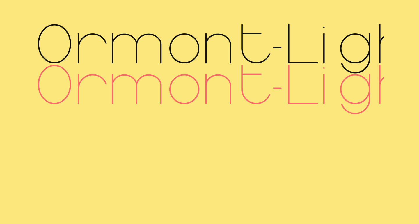 Ormont_Light