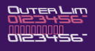 Outer Limits Extended Italic