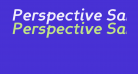 Perspective Sans Bold Italic