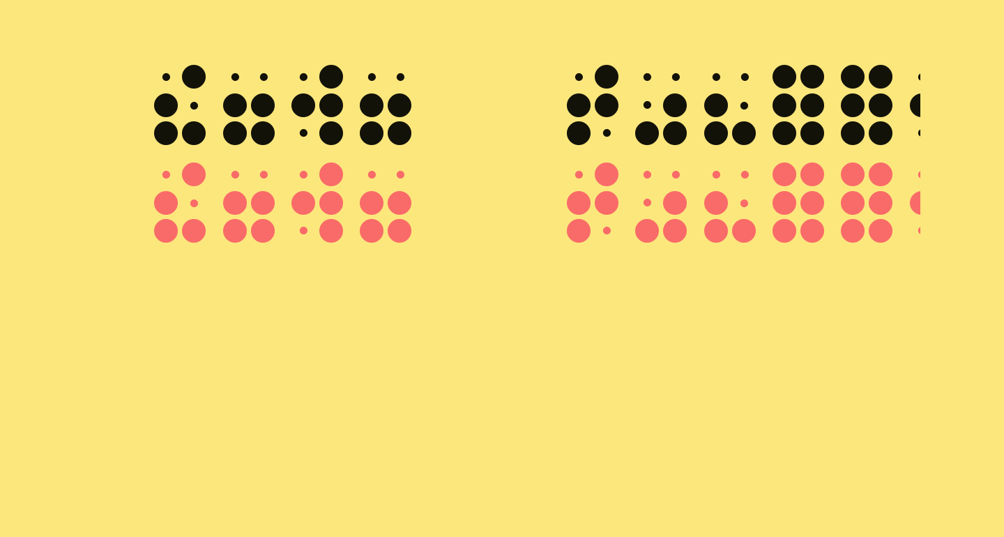 Phono Braille