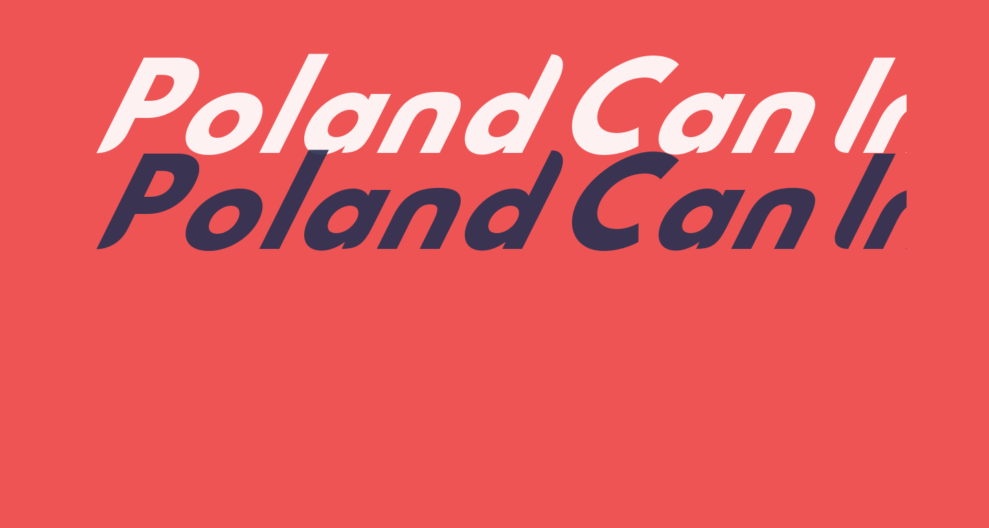 Poland Can Into Car Fixings