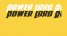 Power Lord Rotalic