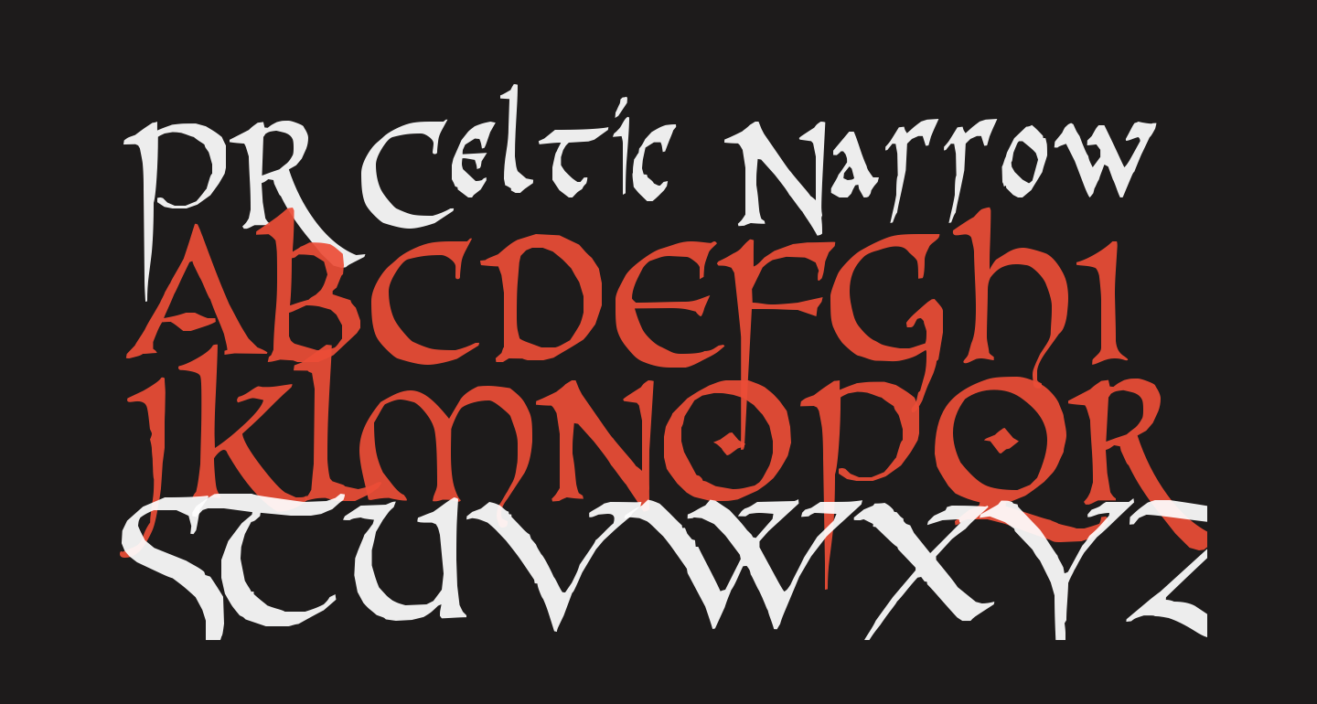 PR Celtic Narrow