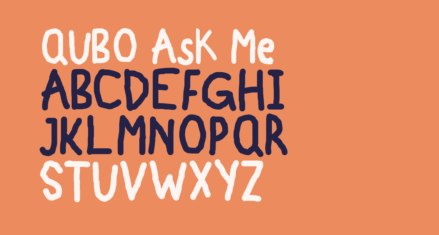 QUBO Ask Me