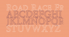 Road Race Free Outline
