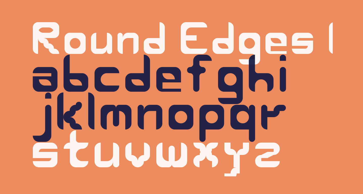 Round Edges Regular