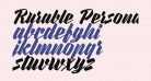 Rurable Personal Use Only
