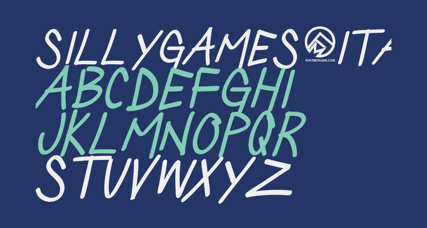 SillyGames-Italic