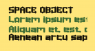 SPACE OBJECT