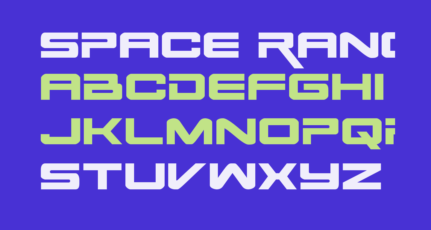 Space Ranger Expanded