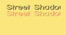 Street Shadow - Expanded