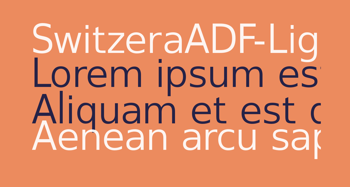 SwitzeraADF-Light