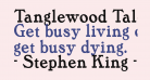 Tanglewood Tales NF