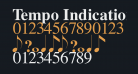 Tempo Indications Lite