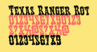 Texas Ranger Rotated