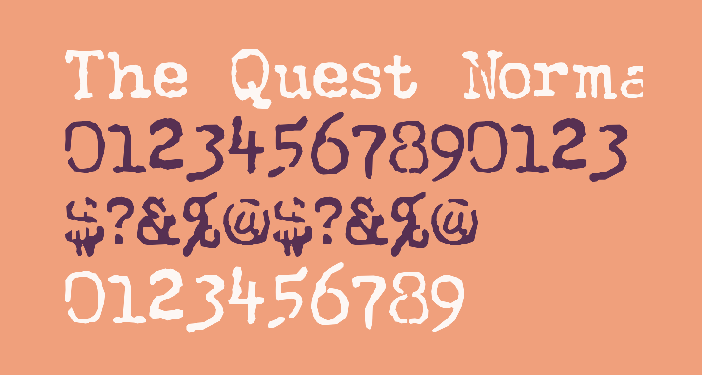 The Quest Normal