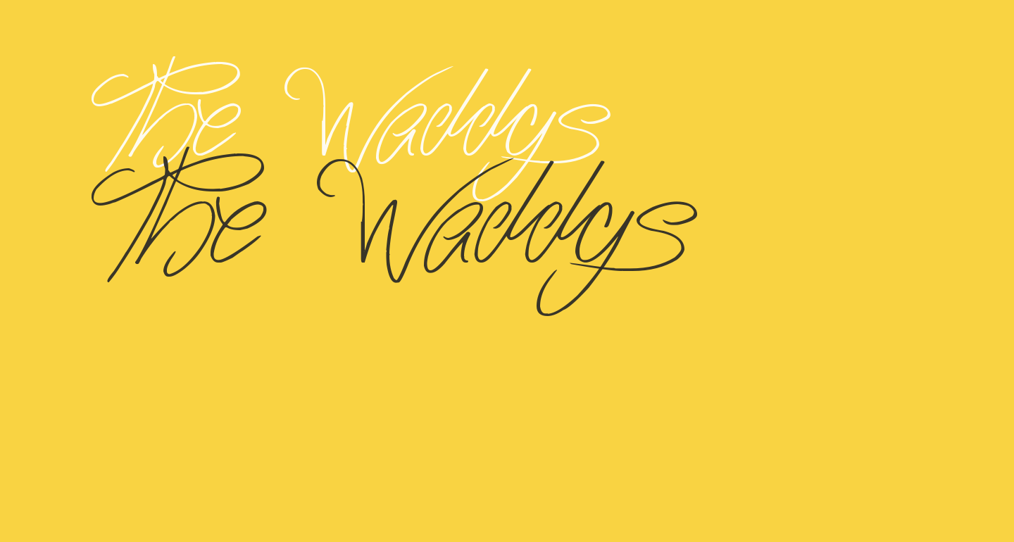 The Waddys