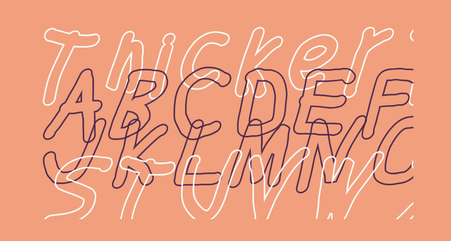 Thicker Than... Water Italic
