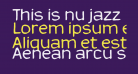 This is nu jazz