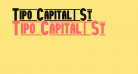 Tipo Capital1 St